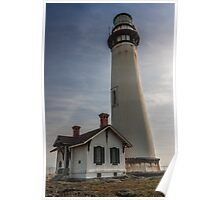 Pigeon Point Lighthouse II Poster
