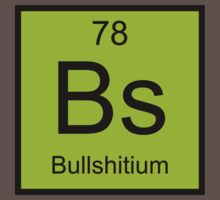 Bs Bullshitium Element by BrightDesign