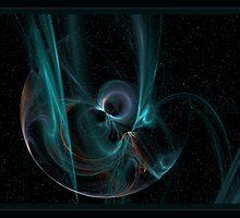 Orb in Space by AllArt54