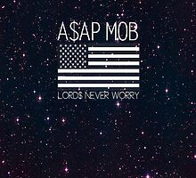 ASAP ROCKY - UNIVERS by TheJokerSolo