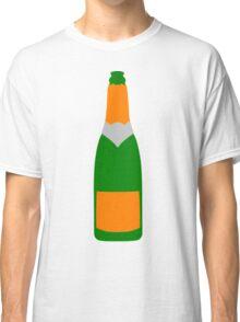 Champagne bottle Classic T-Shirt