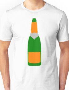 Champagne bottle Unisex T-Shirt