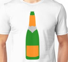 Champagne bottle Unisex T-Shirt