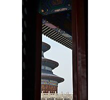 Temple of Heaven - Beijing Photographic Print