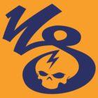 KrakkdSkullz - KS Logo - Navy by krakkdskullz