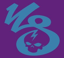 KrakkdSkullz - KS Logo - Cyan by krakkdskullz