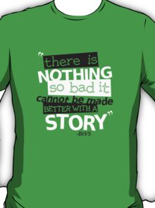 The Power of a Story T-Shirt
