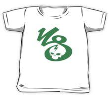 KrakkdSkullz - KS Logo - Green Kids Tee