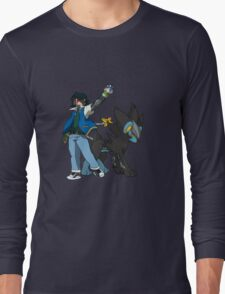 Metal Gear Pokemon Long Sleeve T-Shirt