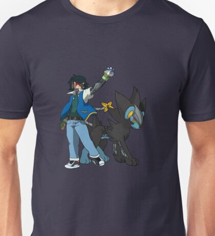 Metal Gear Pokemon Unisex T-Shirt