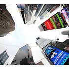 pbbyc - NY Skyline by pbbyc