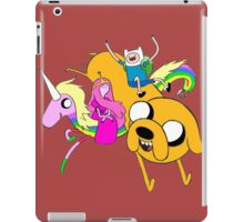 Adventure Time All Character iPad Case/Skin