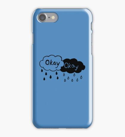 OkayOKAY iPhone Case/Skin