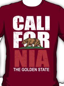 California The Golden State T-Shirt
