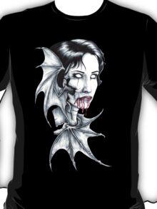 Portrait of a Vampire T-Shirt