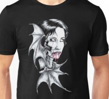 Portrait of a Vampire Unisex T-Shirt