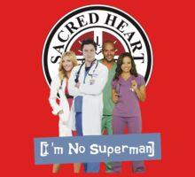 I'm no Superman - Scrubs One Piece - Long Sleeve