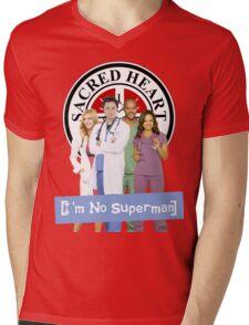 I'm no Superman - Scrubs Mens V-Neck T-Shirt
