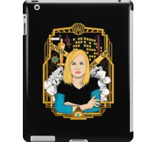 Portrait of a Marshmallow iPad Case/Skin