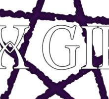 THE HEX GIRLS Sticker