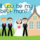 Will You Be My Best Man? by Emma Holmes