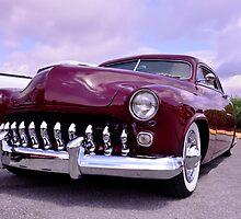 1951 Mercury Lead Sled by LarryB007