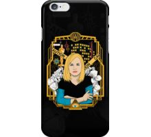 Portrait of a Marshmallow iPhone Case/Skin