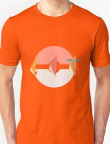 Pokemon Charmander, Charizard, Charmeleon simple shirt Unisex T-Shirt