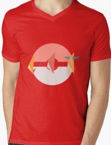 Pokemon Charmander, Charizard, Charmeleon simple shirt Mens V-Neck T-Shirt