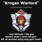 ME3 - Krogan Warlord by Rhaenys