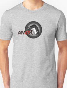 A M O K - pengu.i.an Unisex T-Shirt