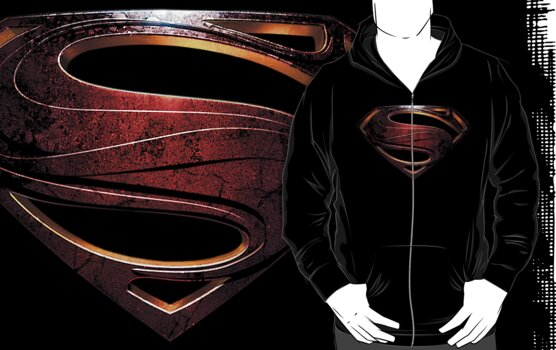 Man of Steel by basham50