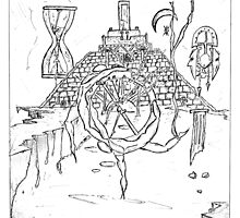 Fortuna's Destiny  Wheel by GavionEChandler