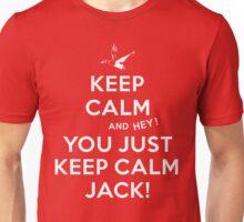 Keep Calm Jack! Unisex T-Shirt