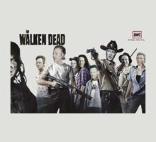The Walken Dead on AWC by RumPunch