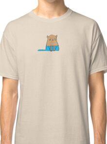 Fat Cat Alone Classic T-Shirt