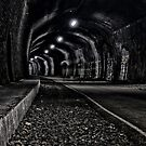 Ghost in the Tunnel by riotphoto