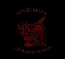 House Black (Distressed) by elegantstrange