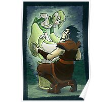 Legend of Green Lantern-Love Reunited Poster