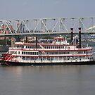 Belle of Cincinnati - BB Riverboats by Tony Wilder