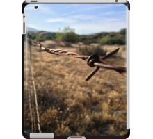 The Barbwire iPad Case/Skin