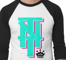 TNT Ignited the Major League  Men's Baseball ¾ T-Shirt