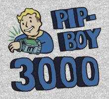 Pip - Boy 3000 by Bbeson93
