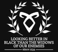 Shadowhunter Motto by dictionaried