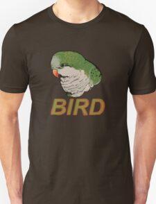 BIRD - Quaker Parrot (Green) T-Shirt