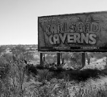 Carlsbad Caverns - Carlsbad, New Mexico, USA by mdoborski