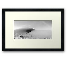 Vigars Well, Lake Mungo Framed Print