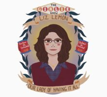 Liz Lemon by Spencer Salberg