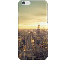 New York City - Skyline Cityscape iPhone Case/Skin