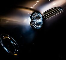 Karmann Ghia by Apostolos Mantzouranis